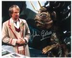 John Gillett (Doctor Who) - Genuine Signed Autograph